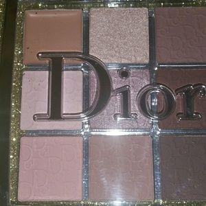 Dior Backstage cool neutrals palette